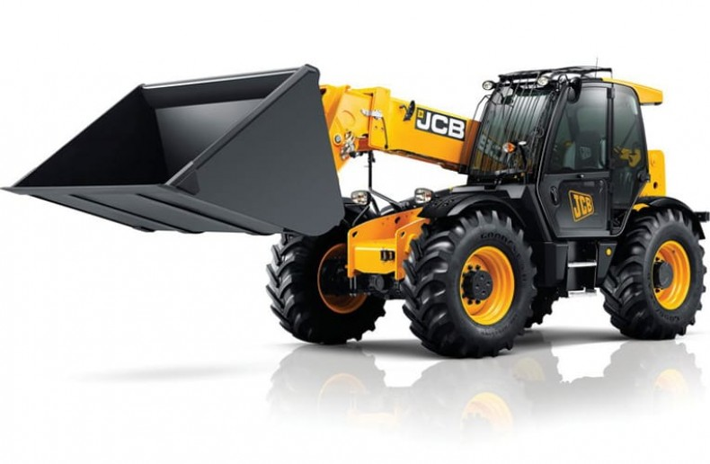 Погрузчик JCB 550-80 Loadall